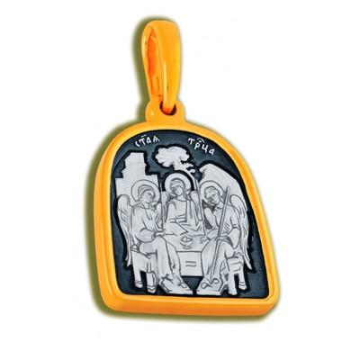 Икона Образ Святой Троицы ИСЧЗ 2417