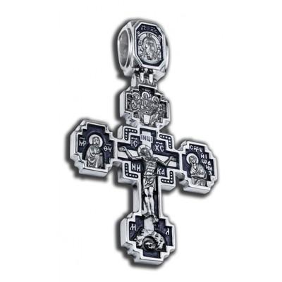 Крест Образ Святого Ильи Пророка