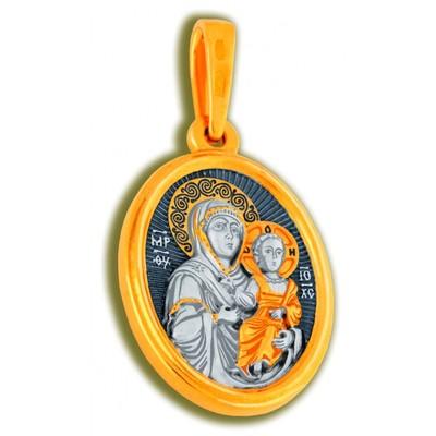 Икона Образ Господь Вседержитель, Образ Пресвятой Богородицы Смоленской