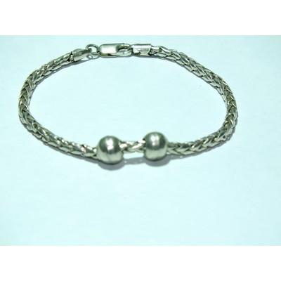 Браслет серебро - 9,97 гр.