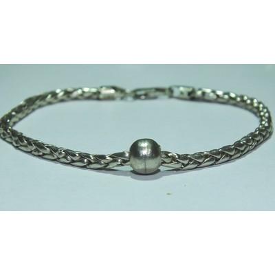 Браслет серебро - 9,25 гр.