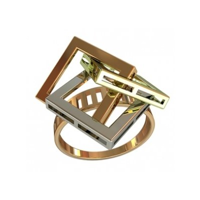Кольцо (мода 211390)