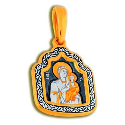 Икона Образ Пресвятой Богородицы Иверской