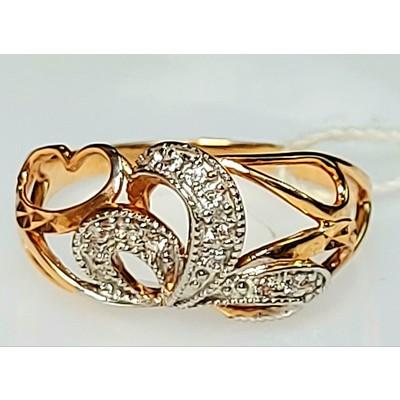 Золотое кольцо -  2,41 гр