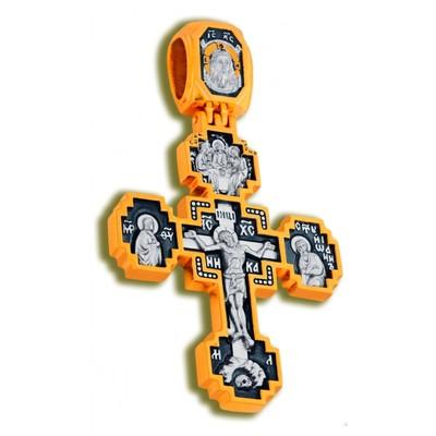 Крест Образ Распятия Иисуса Христа, Образ Святого Славного Ильи Пророка
