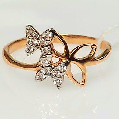 Золотое кольцо - 1,51 гр.
